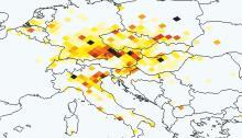 Verbreitung der gesundheitlichen Auswirkungen durch Kohleverbrennung in Österreich